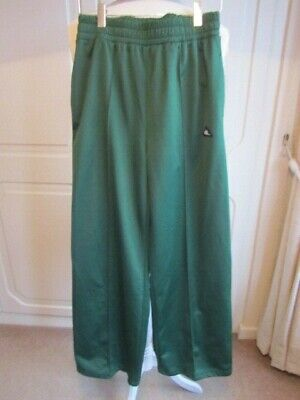 Vgc Iets Frans Green Satin Tracksuit Bottoms Size Small  • 25£