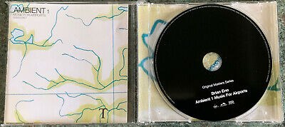 Brian Eno - Music For Airports Ambient 1 CD Original Masters Series • 2.79£
