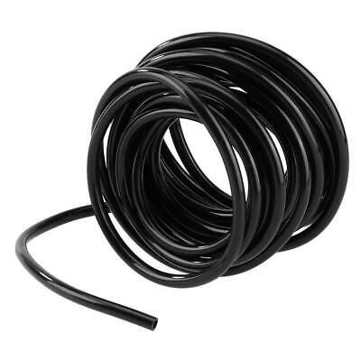 Watering Hose 5/3mm Garden Greenhouses Plant Irrigation Drip Pipe (5m) • 4.73£
