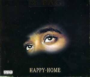 Happy + Home [Single-CD], 2 Pac, Used; Good CD • 2.40£