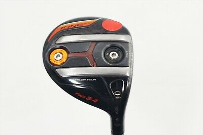 $ CDN163.29 • Buy Cobra King F7 16 Degree 3-4 Fairway Wood Senior Flex Graphite 00852108