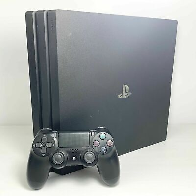 AU399 • Buy Sony Playstation 4 PS4 Pro Console 1TB + Sony Controller + Accessorie N Warranty