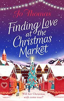 £2.03 • Buy Finding Love At The Christmas Market: Curl Up With 2020's Most Magical Christm,