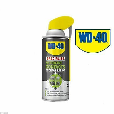 $ CDN14.98 • Buy WD-40 Specialist Fast Drying Contact Cleaner With Straw Spray Electrical 400ml