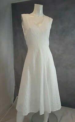 White Dress Size 12 John Rocha • 10.99£