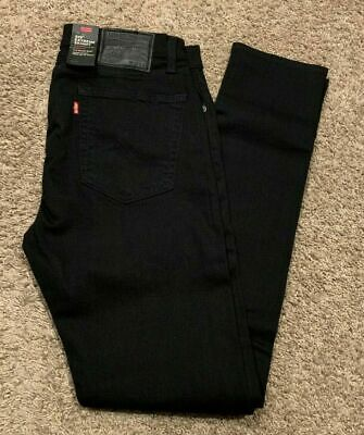 Levi's 519 Premium Extreme Skinny Fit Jean Black WStretch Mens Sizes RT$79 0070 • 30.75£