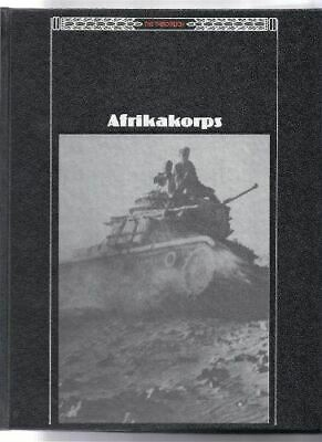 Afrika Korps (Third Reich S.) The Editors Of Time-Life Books And Time-Life Books • 6.31£