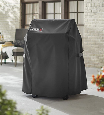 $ CDN54.20 • Buy Weber 7105 Grill Cover With Storage Bag For Spirit 210 Gas Grills