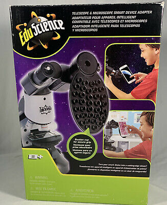 £6.37 • Buy Edu Science Telescope And Microscope Smart Device Adapter *NEW* Toys R Us