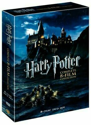 $ CDN22.82 • Buy Harry Potter: Complete 8-Film Collection (DVD, 2011, 8-Disc Set) Brand New