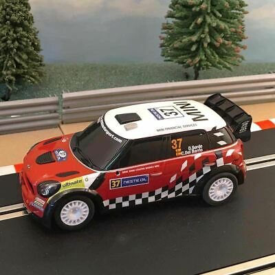 Scalextric 1:32 Car - C3301 Mini Countryman WRC - D Sordo #37 #M • 25.99£