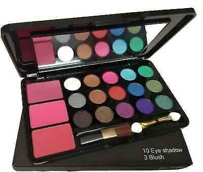 Mac Me 10 Eyeshadow 3 Blusher Iphone Kit 6 Multicolour 28 G • 12.59£