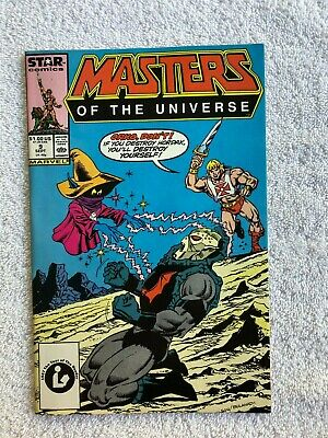 $90 • Buy Masters Of The Universe #9 (Sept 1987, Marvel) VF 8.0