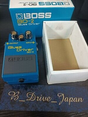 $ CDN91.96 • Buy Boss BD-2 Blues Driver Overdrive Distortion Guitar Effect Pedal From JAPAN
