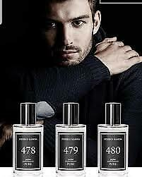 FM Pure Perfume By Federico Mahora For Men, 50ml  • 14.95£