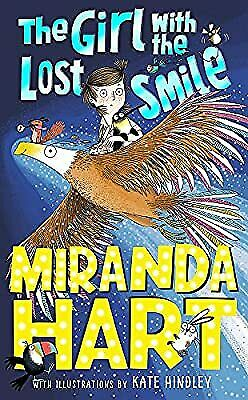 £3.01 • Buy The Girl With The Lost Smile, Hart, Miranda, Used; Good Book