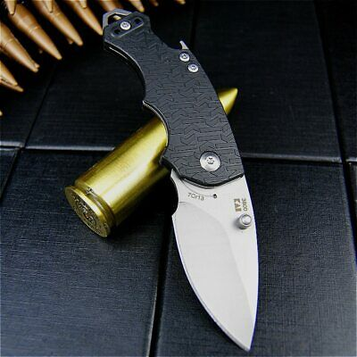 AU16.14 • Buy Folding Knife Hunting Camping  Fishing Knife Tactical Outdoor Small Pocket Tool