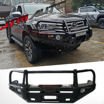 AU1199 • Buy ADR APPROVED BULL BAR WINCH BAR To Suit Toyota Hilux N80 2015-2018