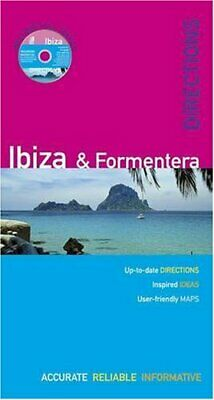 (Good)-Rough Guide Directions Ibiza And Formentera (Paperback)-Iain Stewart, Rou • 2.19£