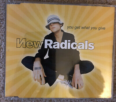 £1 • Buy New Radicals - You Get What You Give (CD Single, 1999)