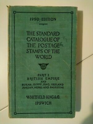 £9.50 • Buy Postage Stamps Of The World Catalogue Part 1 - 1950