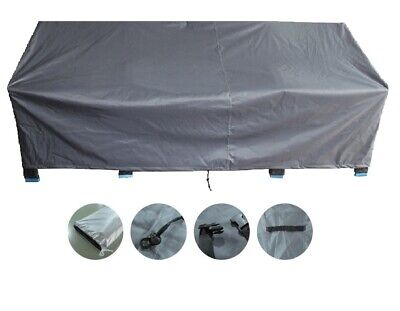 AU53.64 • Buy Outdoor Heavy Duty 3 Seater Lounge Chair Furniture Cover - 218(L) X 95(W) X 7...