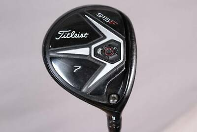 AU148.53 • Buy Titleist 915F Fairway 7 Wood 21° Ladies Right-Handed Graphite #5773 Golf Club