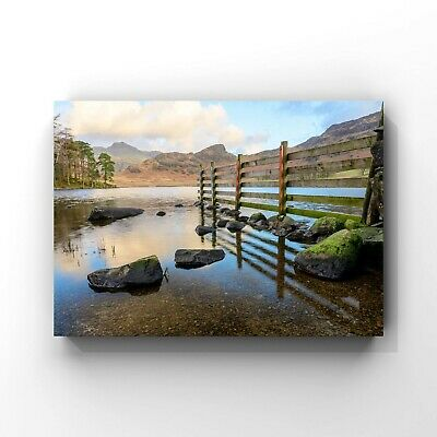 Wall Art Picture Prints Landscape Photography Blea Tarn Lake District Photo • 12.95£