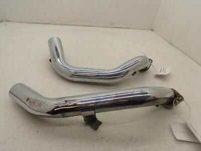 $43.95 • Buy 04-06 Harley Davidson Sportster FRONT REAR EXHAUST HEADER HEAD PIPE HEAT SHIELD