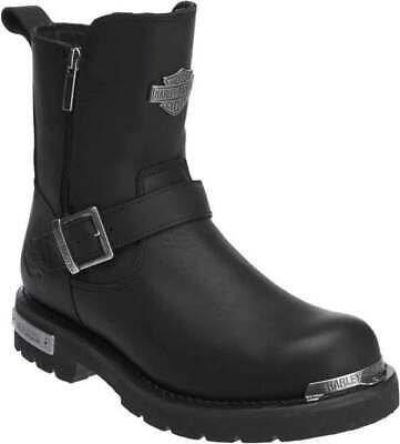 $ CDN120.92 • Buy Harley-Davidson® Men's Startex Black Leather Boots (D96090)