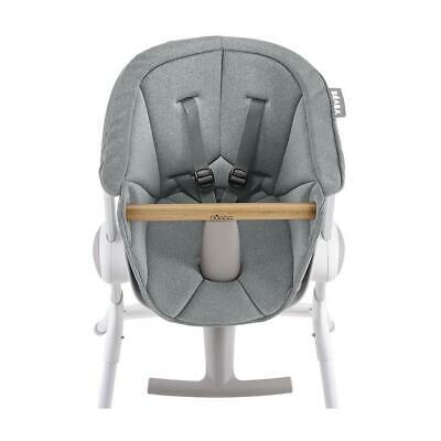 £30 • Buy BEABA Seat Cushion For Up And Down Highchair (Grey) Padded & Washable