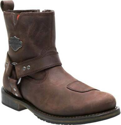 $ CDN157.20 • Buy Harley-Davidson® Men's Conklin Waterproof Brown Boots (D96162)