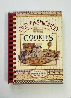 $ CDN7.28 • Buy Debbie Munn Collectible Cookbook: OLD FASHIONED COOKIES Bars Macaroons Comb HB