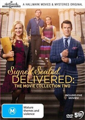 AU44.55 • Buy Signed, Sealed & Delivered: The Movie Collection 2 (DVD)