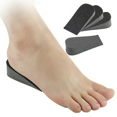 Insert Shoe Insole Arch Support Men Women Invisible Height Increase Pad Cushion • 4.17£