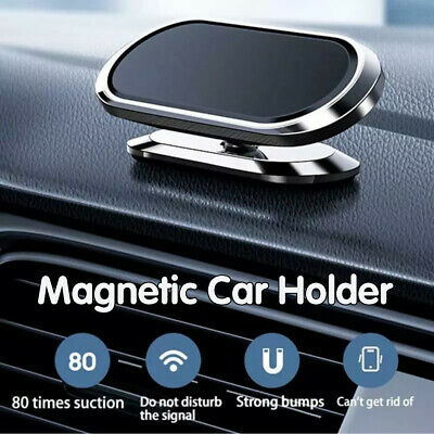 AU11.45 • Buy 360° Rotate Universal Magnetic Car Mount Dash Phone Holder For IPhone Galaxy GPS