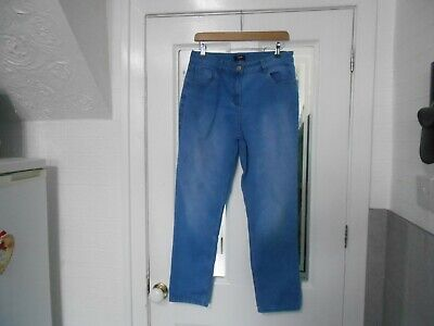 Ladies Jeans By Matalan - Size 12 • 1.50£