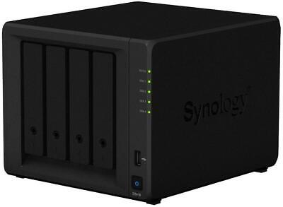 Synology DS418 8TB 4 Bay Desktop NAS With 4 X 2TB Seagate IronWolf Drives • 643.95£