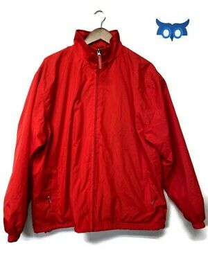 Charles River Apparel. The Triumph Jacket. Medium. Red • 17.56£