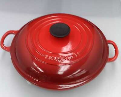 Buffet Casserole Two-handed Pan 26CM Le Creuset Red • 310.31£