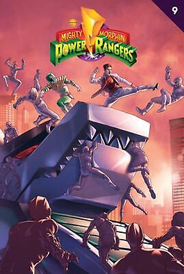 £23.96 • Buy Mighty Morphin Power Rangers #9 By Kyle Higgins (English) Library Binding Book F