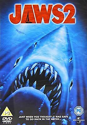 Jaws 2 [DVD], , Used; Very Good DVD • 2.40£