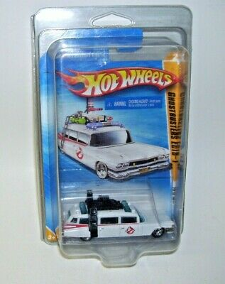 2009 Hot Wheels Ghostbusters Ecto-1 MIP • 34.36£