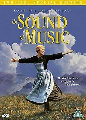 The Sound Of Music (2 Disc Special Edition) [1965] [DVD], , Used; Good DVD • 5.14£