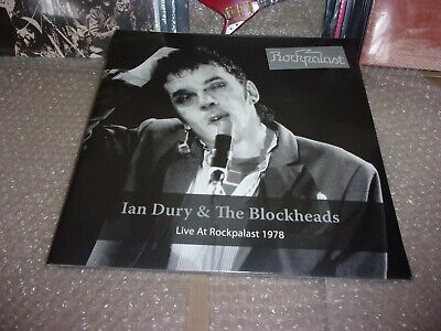 Ian Dury And The Blockheads Live At Rockpalast 1978 2 X LP Vinyl New Sealed • 11£