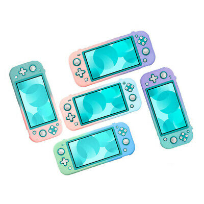 AU15.99 • Buy For Nintendo Switch Lite Colorful Shell Shockproof Protective Hard Case Cover TT