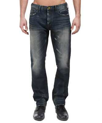 PRPS Goods And Co. Barracuda Dark Blue Jeans • 119.99£