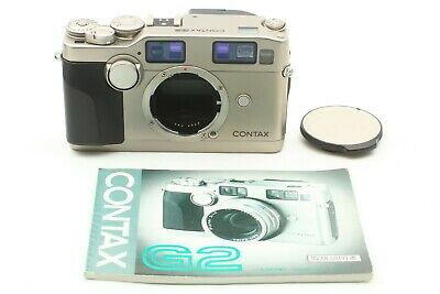 $ CDN1354.61 • Buy [Near Mint] CONTAX G2 35mm Rangefinder Film Camera Body From Japan #2101-17