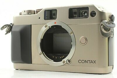 $ CDN341.81 • Buy [ EXC++++ ] Contax G1 Green Label 35mm Rangefinder Film Camera From Japan