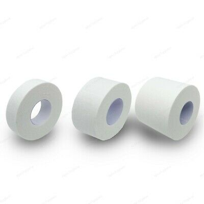 Zinc Oxide Tape Roll | Medical Injury Crossfit Fitness Climbing Strapping Sports • 2.99£